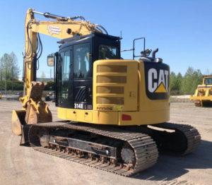 Riverside-Equipment-Cat-314-EL-CR
