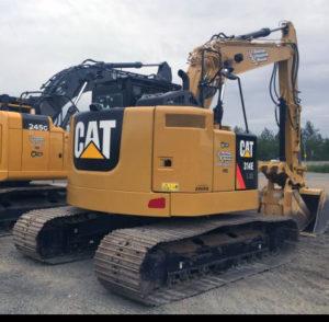 Riverside-Equipment-Cat-314EL-CR